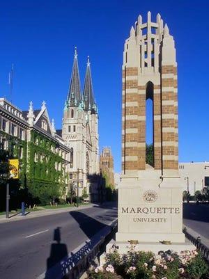 Marquette announced a $3.5 million gift Thursday.