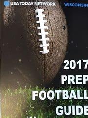 2017 Prep football guide cover