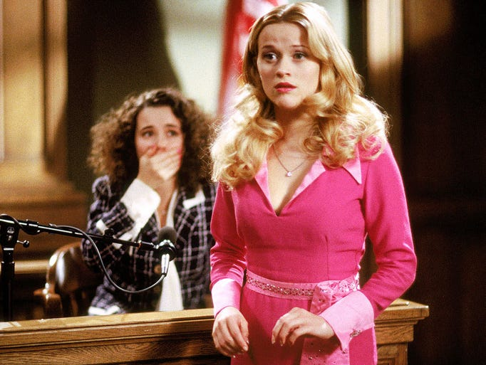Seventeen years ago, the silver screen flashed pink