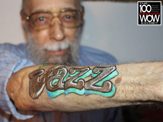 Omar Khareem of Yonkers chose the word JAZZ: Katori