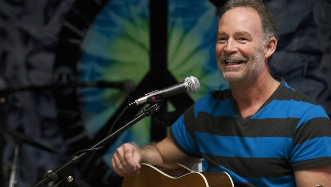 Bob Covington will help open the Songwriters at Sunset Concert at Lovers Key State Park.