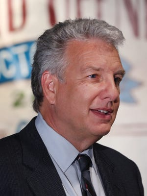 Food Network host Marc Summers hosted a special event at opening ceremonies for the new Market District store in Carmel at West 115th and North Illinois streets on Wednesday, October 7, 2015.