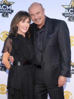 Dr. Phil McGraw and his wife Robin are mourning the loss of her sister Cindi, who died 17 years after an acid attack.