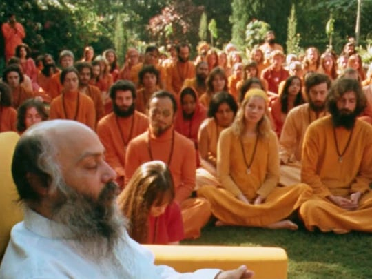 Netflix's 'Wild, Wild Country' explored Oregon's Rajneeshee movement.