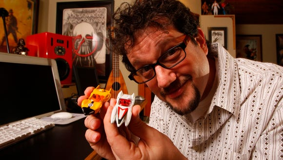 We have a feeling J.J. Abrams' go-to composer is just