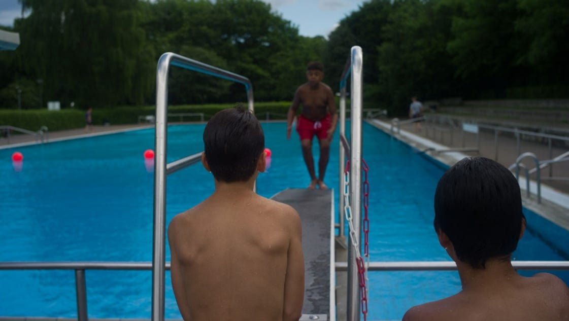 Germany Tells Refugees Don 39 T Touch Women At Pools