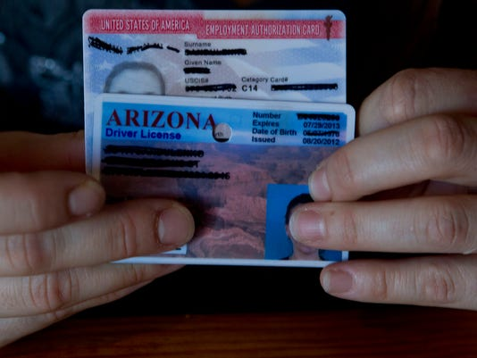 Dreamers Arizona license