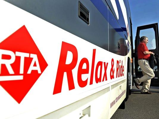 Gas prices pump up bus talk