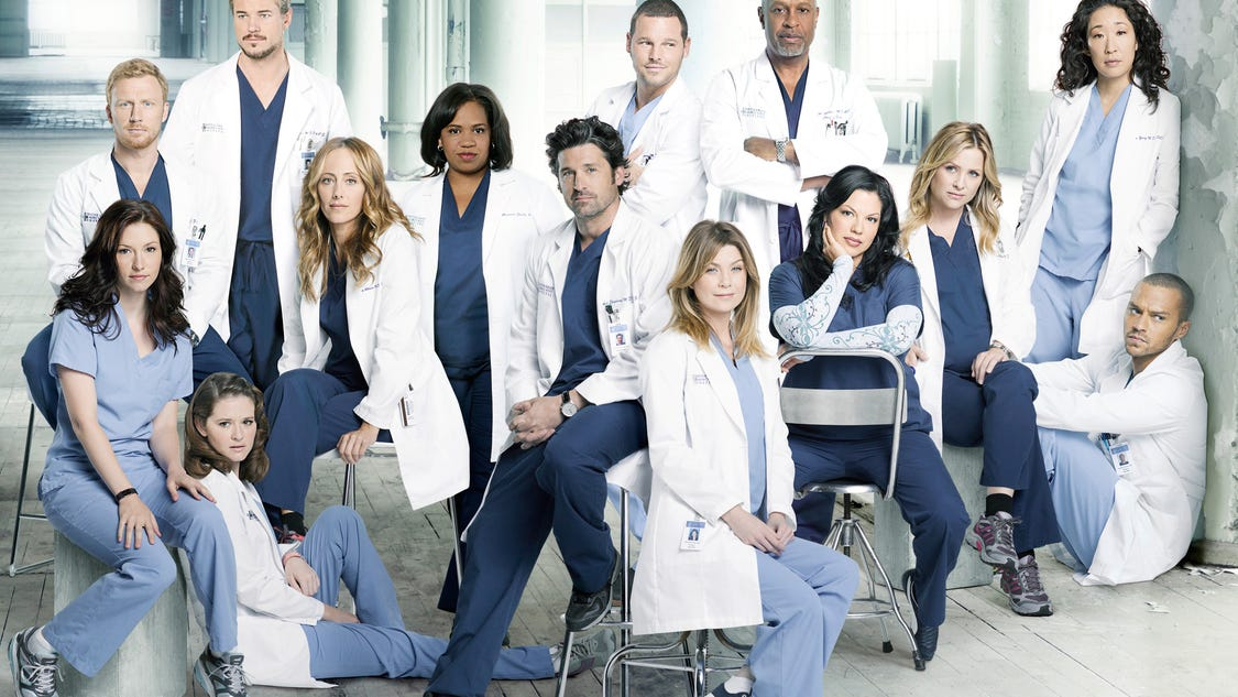 Amazing Project Tv Greys Anatomy Gallery Anatomy And Physiology