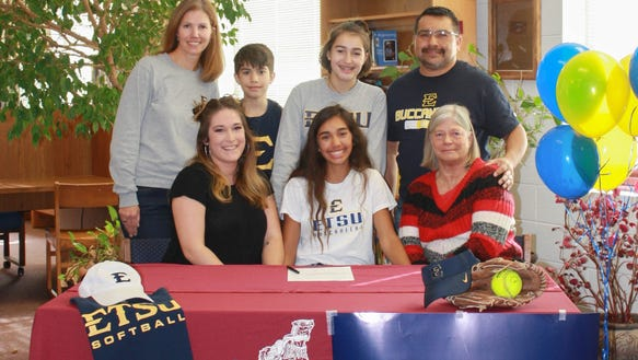Owen's Anissa Avila has signed to play college softball