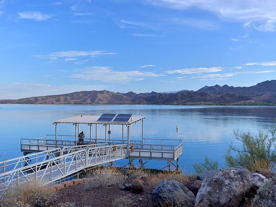 For anglers, Lake Havasu has been ranked as one of