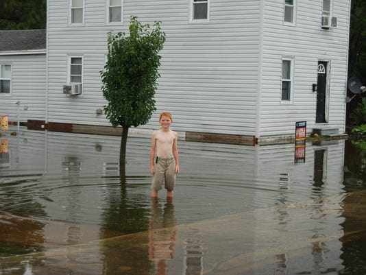 crisfield flooding september