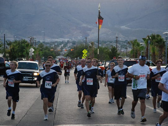 The annual German American Night Run will be Sept. 16 at Freedom Crossing.
