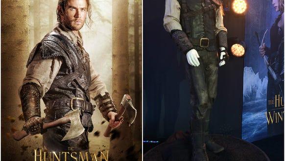 Chris Hemsworth's iconic look got a slight upgrade