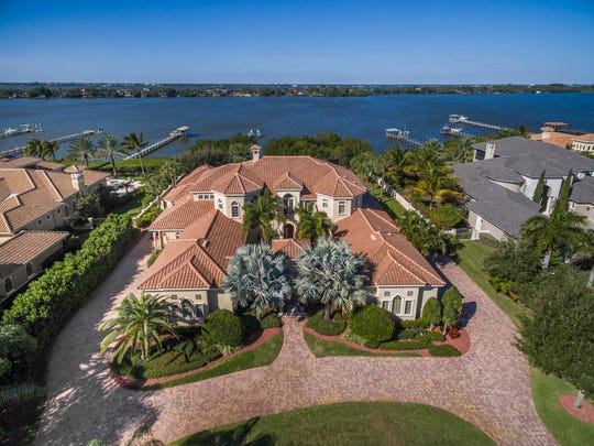 This Lansing Island estate is now on the market for