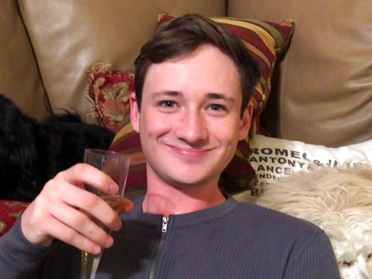 This undated file photo provided by the Orange County Sheriff's Department shows Blaze Bernstein. A suspect has been arrested in the death of 19-year-old University of Pennsylvania student Bernstein,whose body was found this week at a Southern California park.
