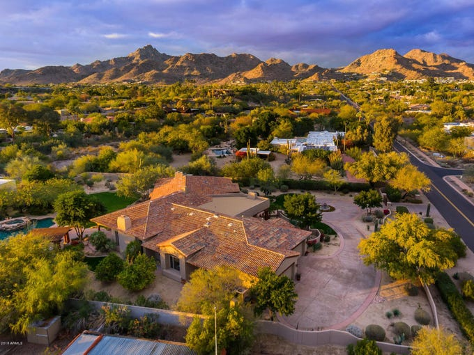 Check Out Streetscout Home Values 85253 Homes In This Paradise Valley Zip Code Had A