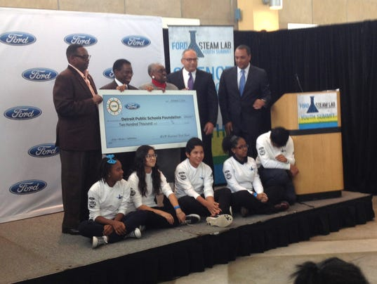 Ford Fund Uaw Announce 200 000 Grants For Art Music