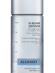 Algenist Sublime Defense Ultra Lightweight UV Defense Fliud SPF 50