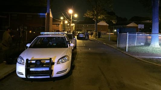 Nashville police responded to a fatal shooting in the Edgehill community at about 9:10 p.m. Wednesday.