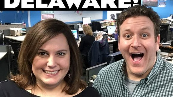 """The latest episode of """"Hi, I'm in Delaware"""" is now available."""