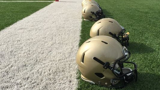 Purdue practice continued on Monday morning.