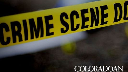 A driver allegedly hit another vehicle on I-25 on Sunday night and fled the scene.
