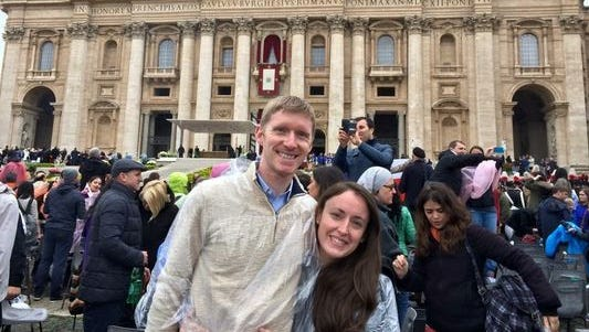 Justin and Stephanie Shults were killed during the March 22 terrorist attacks in Brussels.