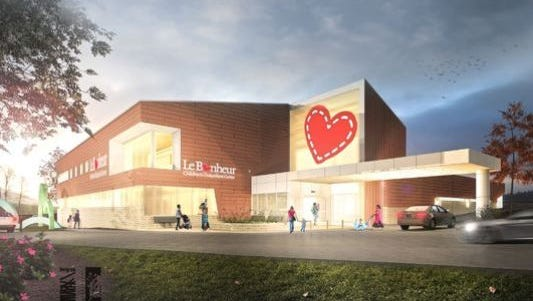 Le Bonheur Children's Hospital will construct a 30,000 square foot facility on Vann Drive.