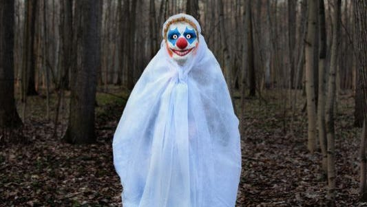 Creepy clowns have been seen all across the country.