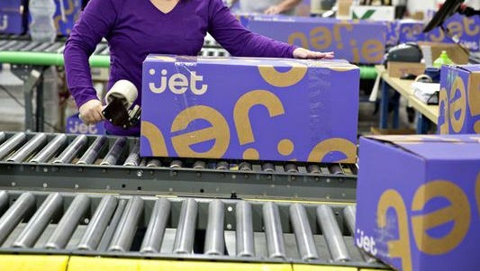 E-commerce retailer Jet.com is transforming the grocery shopping experience.