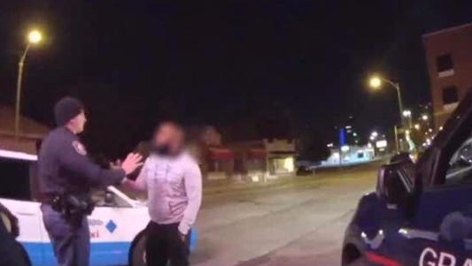 Police in Grand Rapids are investigating an assault they say could be a case of ethnic intimidation.