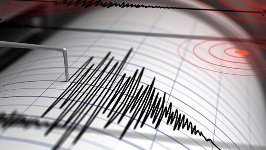 A 4.1 magnitude earthquake that originated a handful of miles from Dover, Delaware, sent tremors that could be felt in southern and central New Jersey.