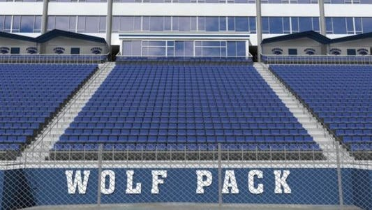 The Nevada Board of Regents at their meeting this week is set to hear details of a proposed $11.5 million renovation of Mackay Stadium.