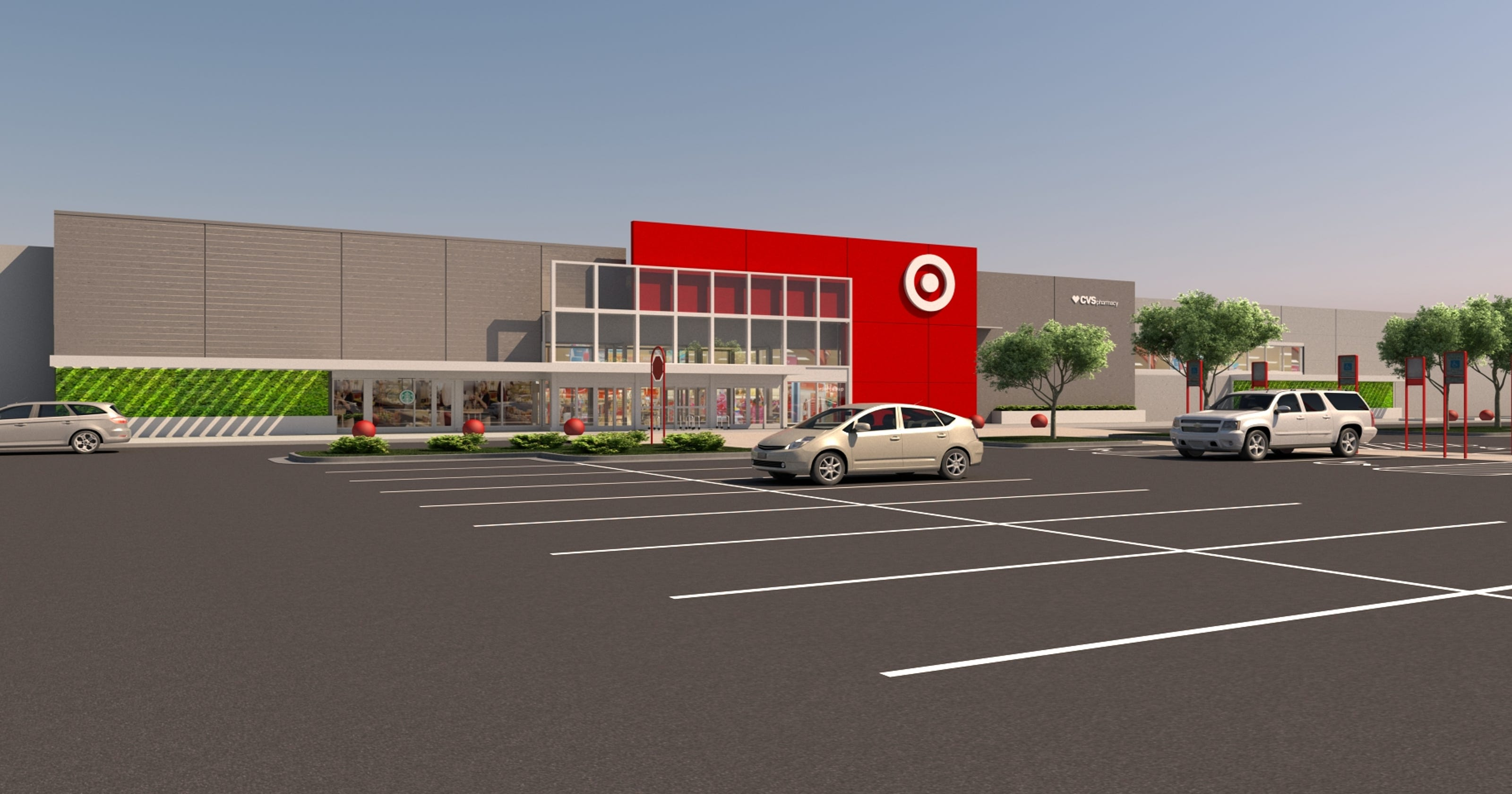 Small Format Target To Fill Former Parsippany Pathmark