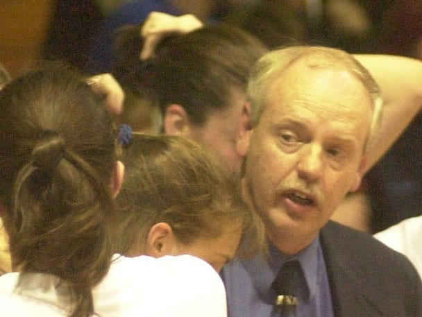 Former McDowell girls basketball coach Mike Silver will be inducted into the NCHSAA hall of fame next April.