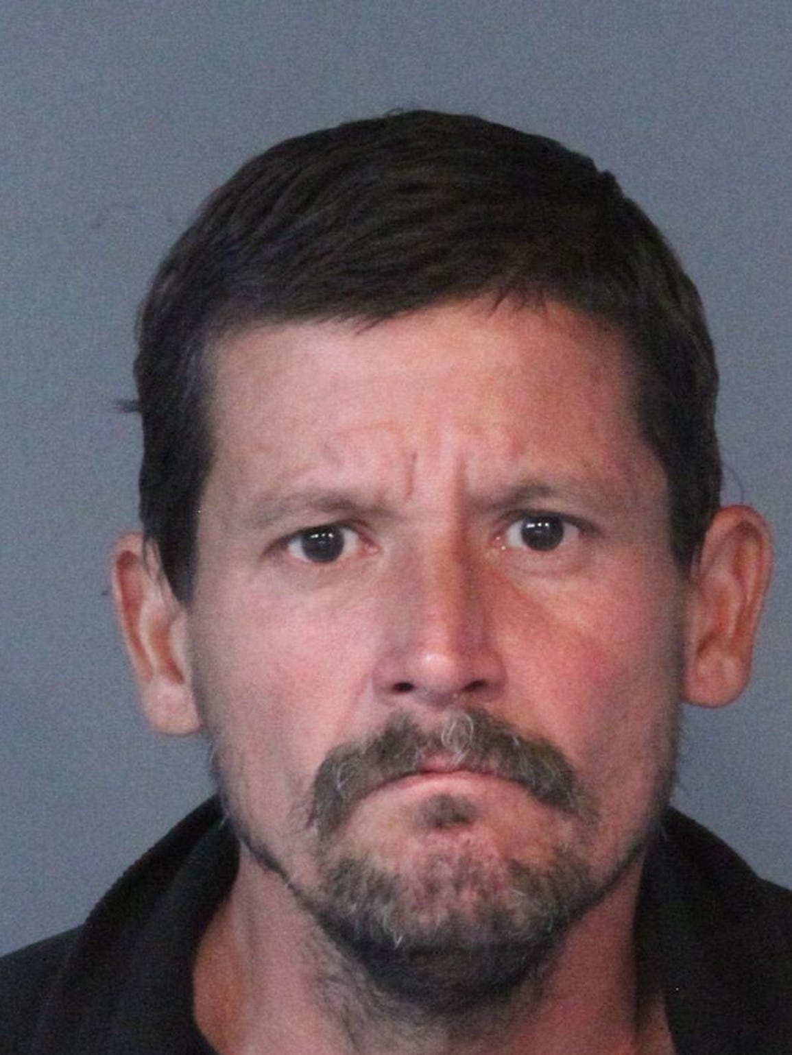 Donald Torres, who was booked in a misdemeanor charge