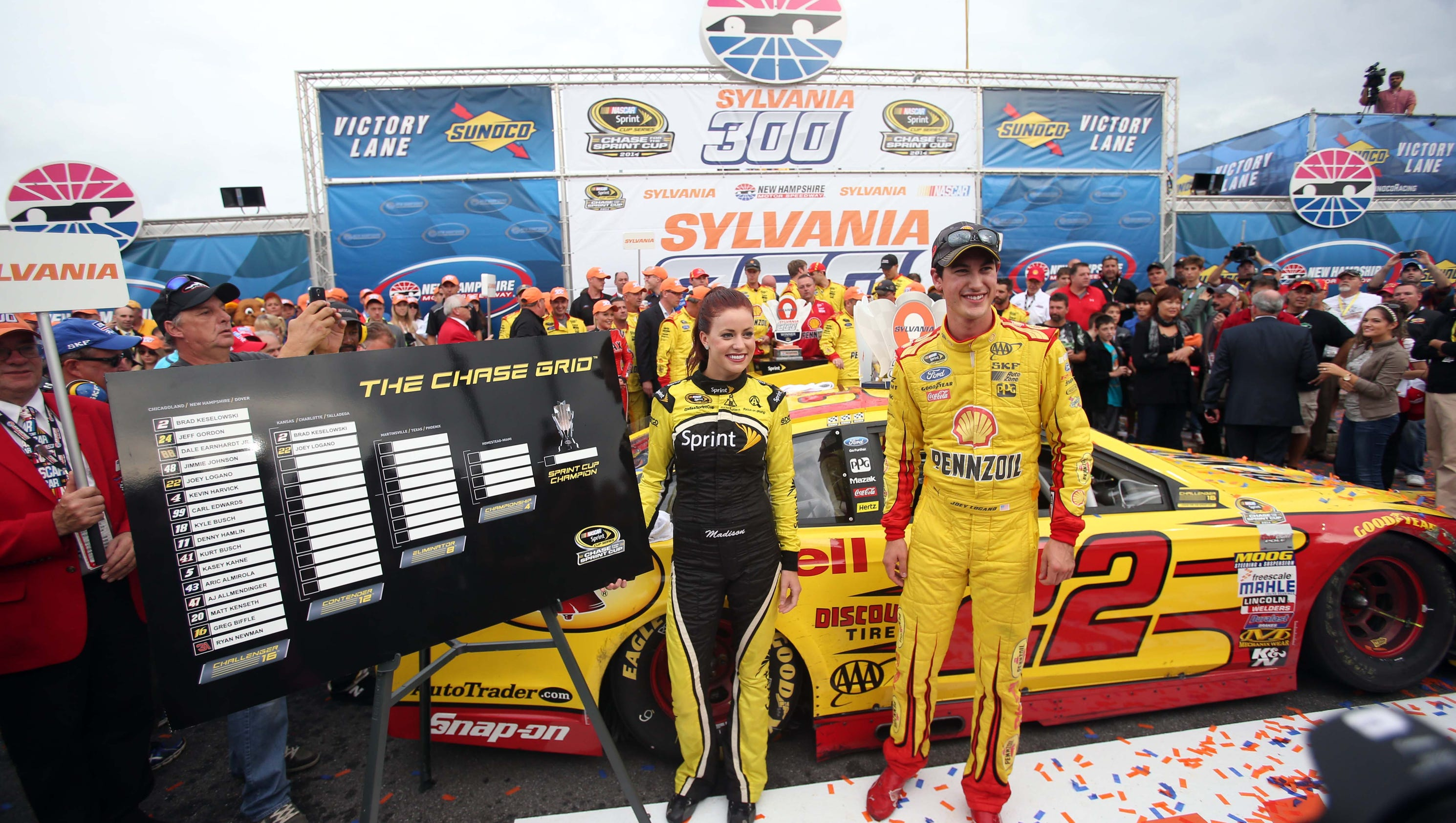 NASCAR at New Hampshire 2015: Start time, lineup, TV ...
