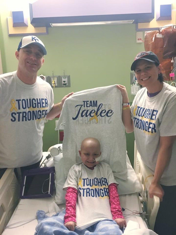 Team Jaelee is very strong!