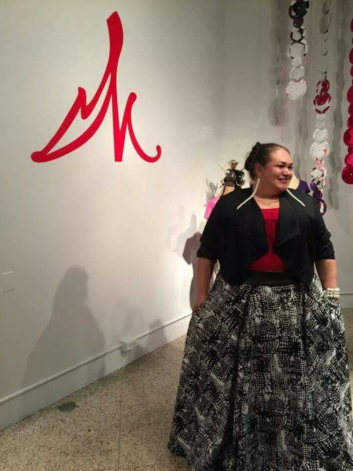 Monica Garcia, artist, educator and outreach at K Space