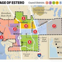 No opposition: Three Estero Village Council incumbents automatically reelected