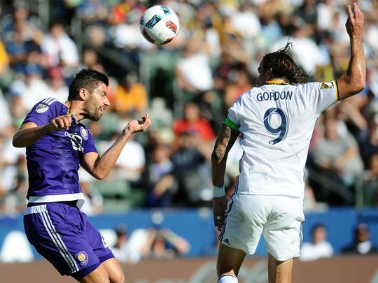 MLS: Orlando City SC at LA Galaxy