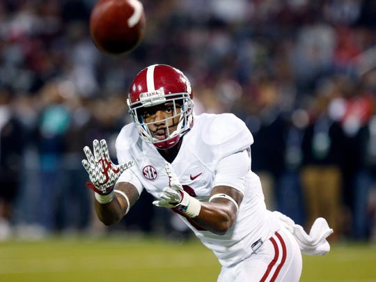 Alabama safety Ha Ha Clinton-Dix wouldn't be a bad pick.