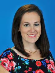 Reporter and columnist Jessica Saggio