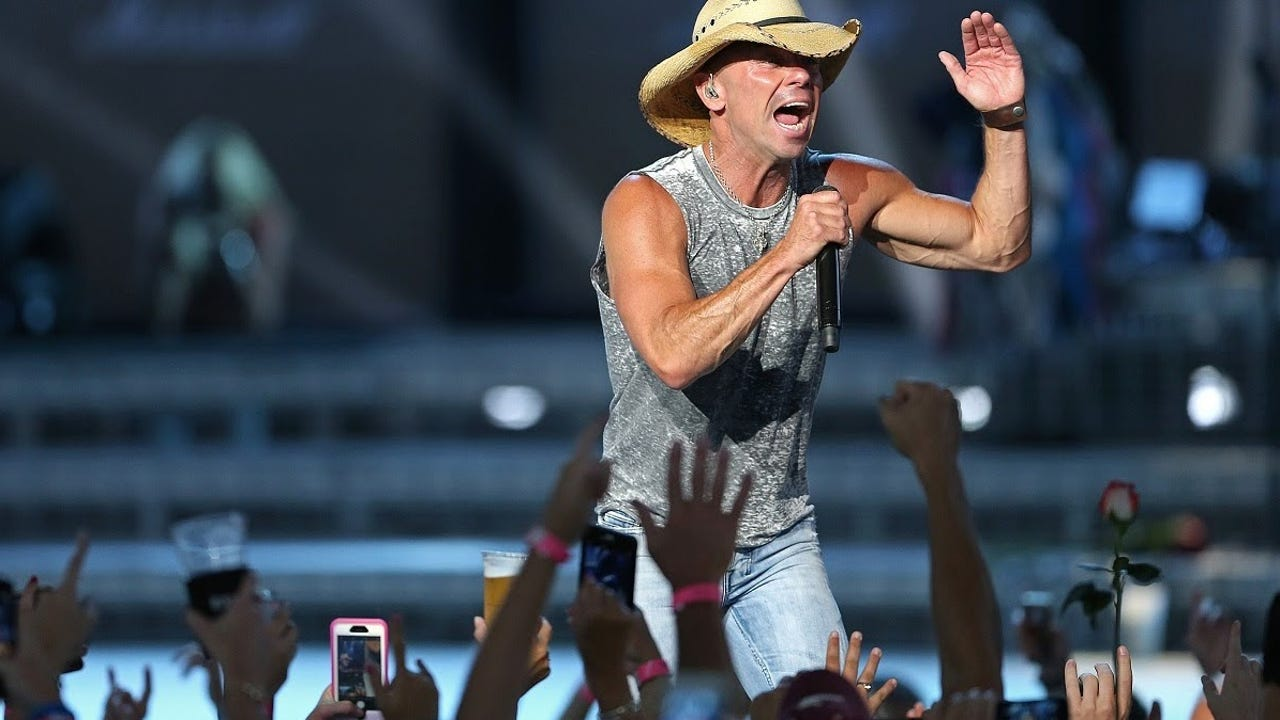 Kenny Chesney, Sam Hunt, Kevin Hart and Jimmy Buffett are four celebrities headed to Indianapolis in May.