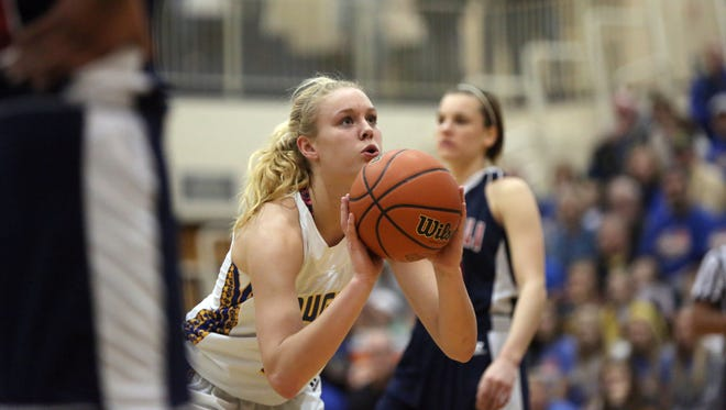 Greenfield-Central's Madison Wise is among the state's top players.