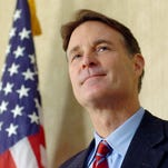 Former Indiana Democratic Sen. Evan Bayh sits on the largest pot of leftover campaign money held by an ex-congressional lawmaker — $10 million as of July 1, 2015. Bayh left office in 2011.