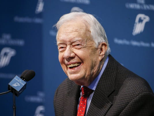 EPA USA JIMMY CARTER CANCER HTH GOVERNMENT PEOPLE HEALTH TREATMENT USA GA