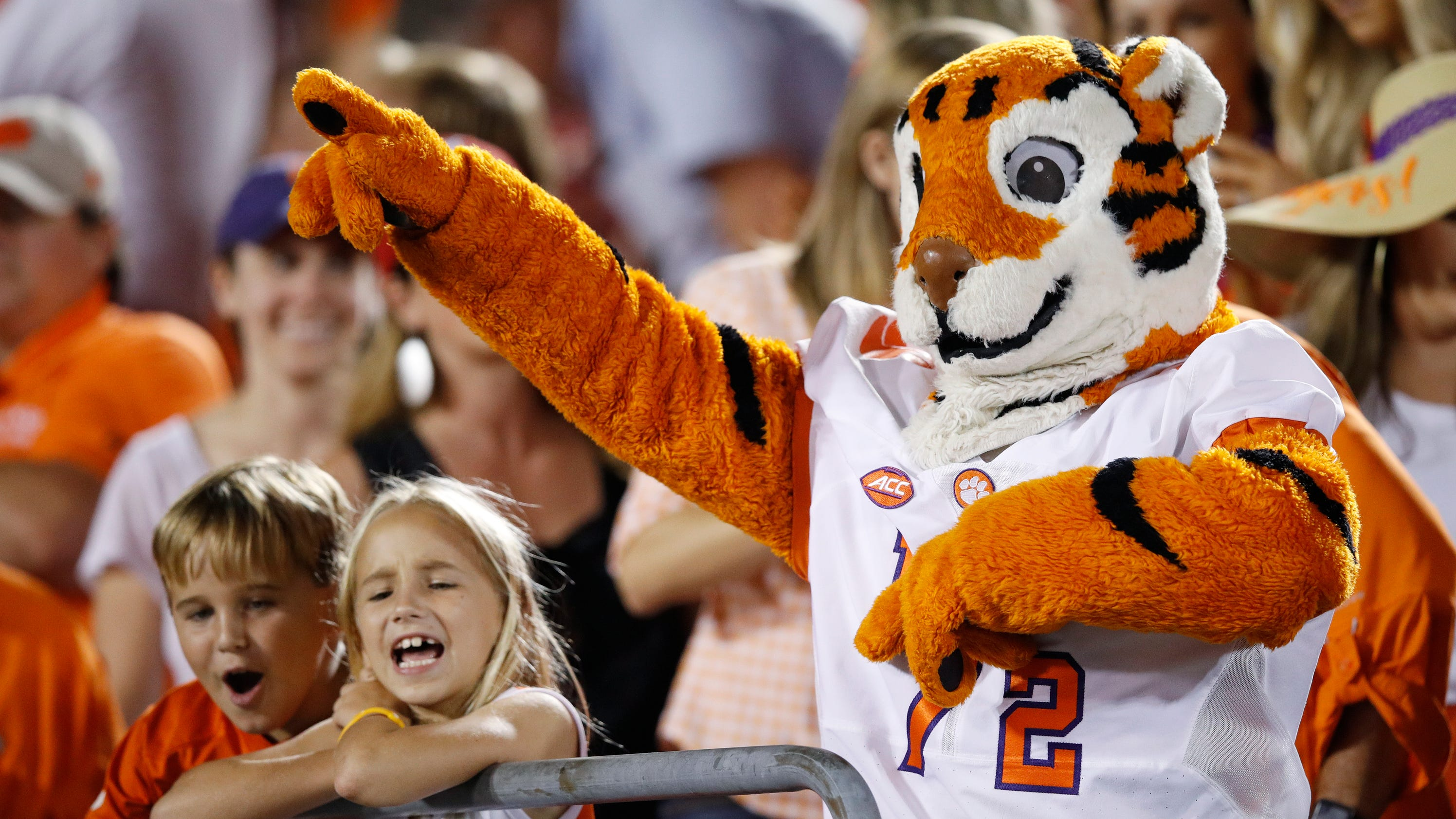 Should Clemson be ranked No. 1?