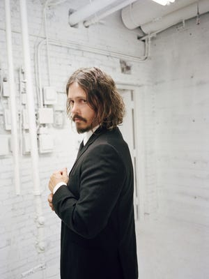 "John Paul White plays the Levitt Shell on Friday in support of his latest release, ""Beulah."""